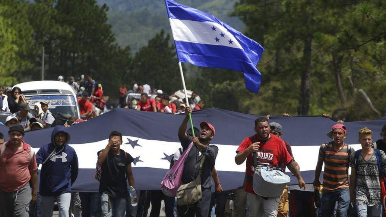 Audio: Esta es la advertencia del Departamento de Seguridad de Estados Unidos a la caravana de migrantes