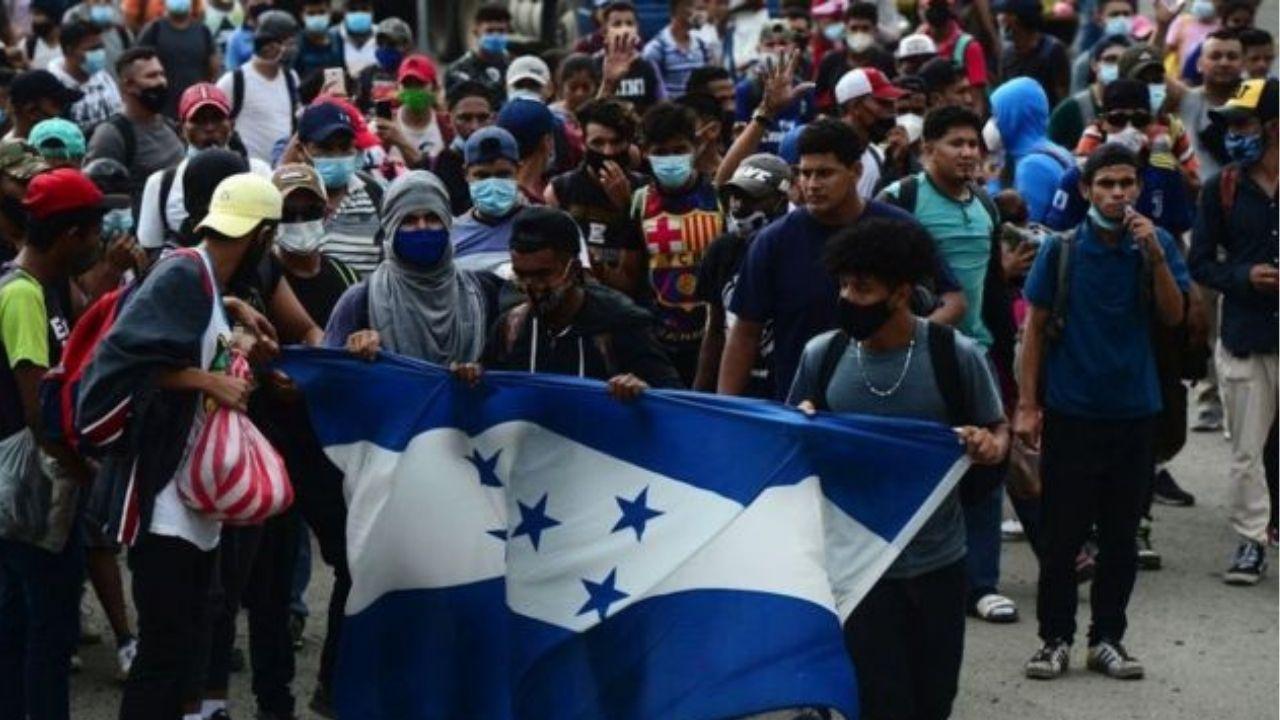 Policía Fronteriza explica si migrantes que viajen con niños en caravana tienen más probabilidades de llegar a Estados Unidos