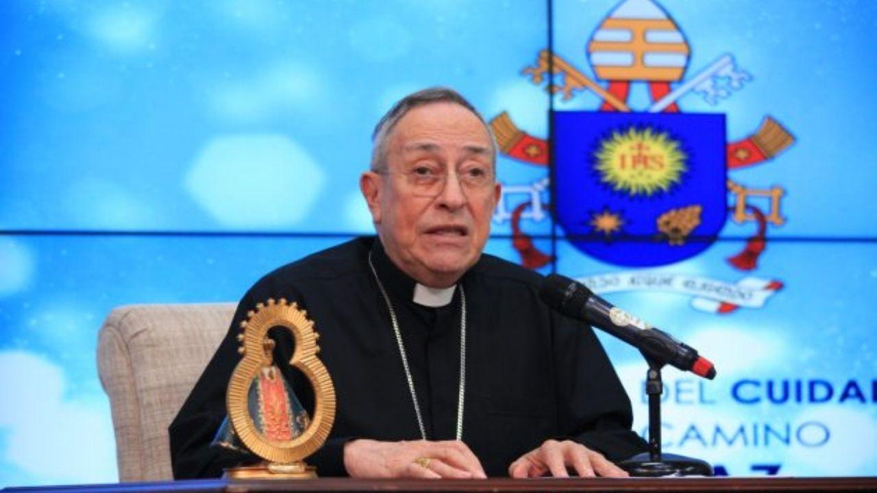 Cardenal Rodríguez: Necesitamos reconocer que en nuestro interior hay una profunda sed de Dios