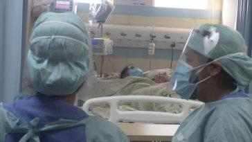 Paciente con covid