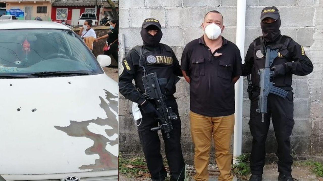 Supuesto integrante de la Pandilla 18 es capturado por atentar contra taxista en Hato en Tegucigalpa