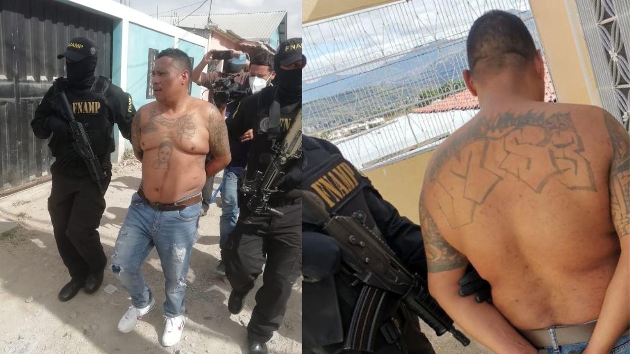 Capturan a 'El viejo Cardona', señalado por empaquetar cuerpos descuartizados en Honduras