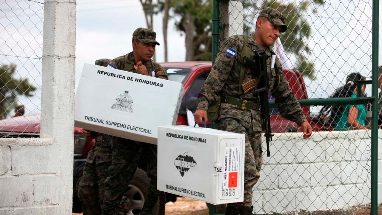 Fuerzas Armadas garantizan seguridad en elecciones primarias de Honduras