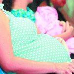 mujeres embarazada en honduras