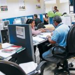 solo el 25 por ciento de los empleados públicos laboraran en honduras