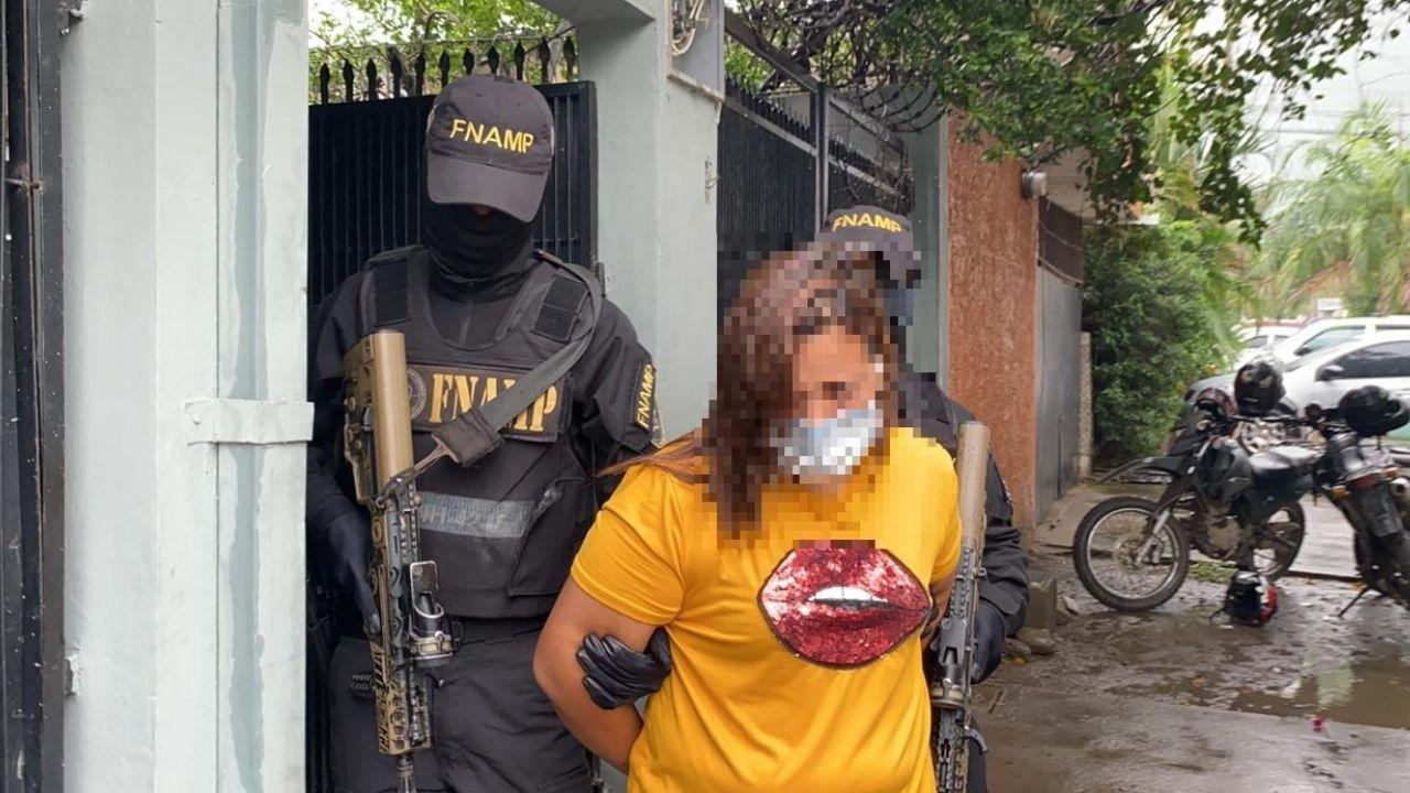 'Mi imagen está dañada' declaró hondureña señalada de ser administradora de la MS-13 que fue puesta en libertad