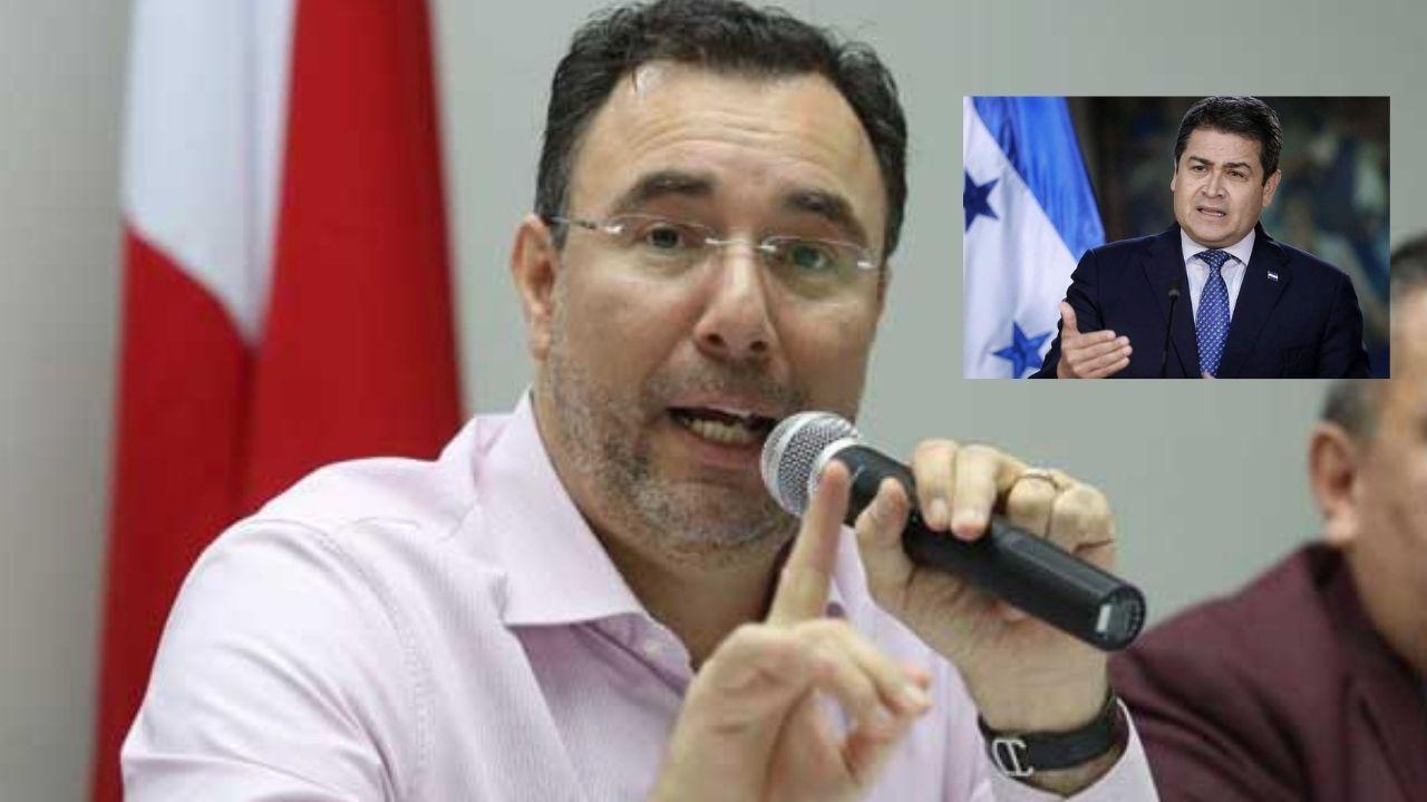 Luis Zelaya: Se especula que Juan Orlando Hernández quiere presentarse como candidato