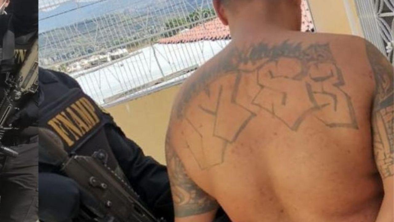 Los rostros de los sospechosos vinculados a cuerpos embolsados con rótulo 'extorsionador.com' en Honduras