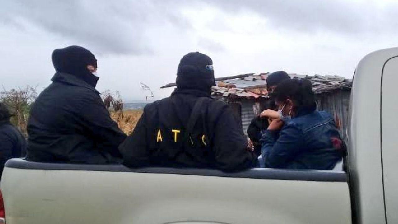 Capturan a hondureña acusada de dejar a su hija con un hombre a cambio de dinero