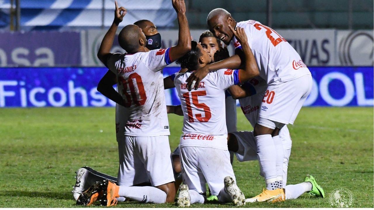 Olimpia anuncia fecha del partido de ida de la finalísima del Apertura