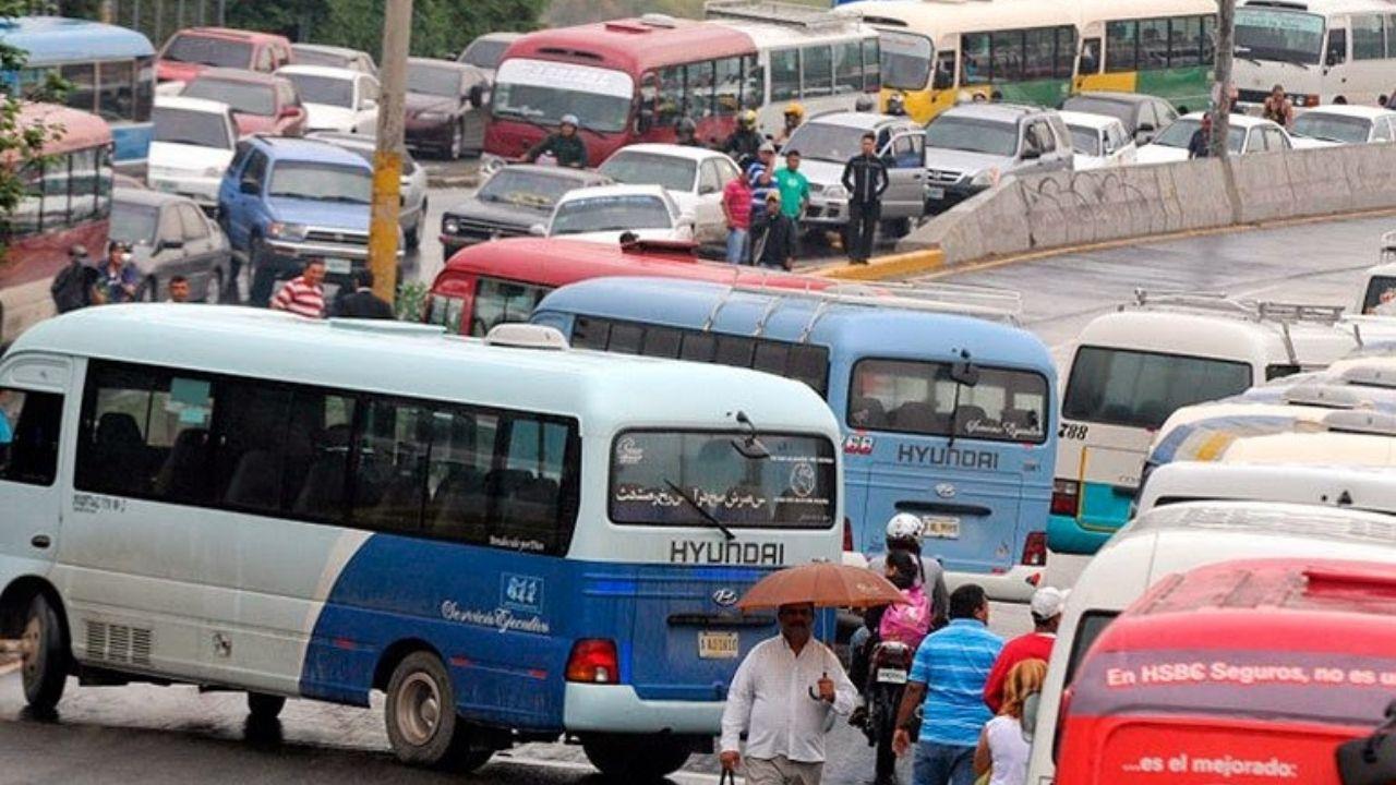 Transportistas hondureños anuncian paro la próxima semana y hacen llamado al gobierno