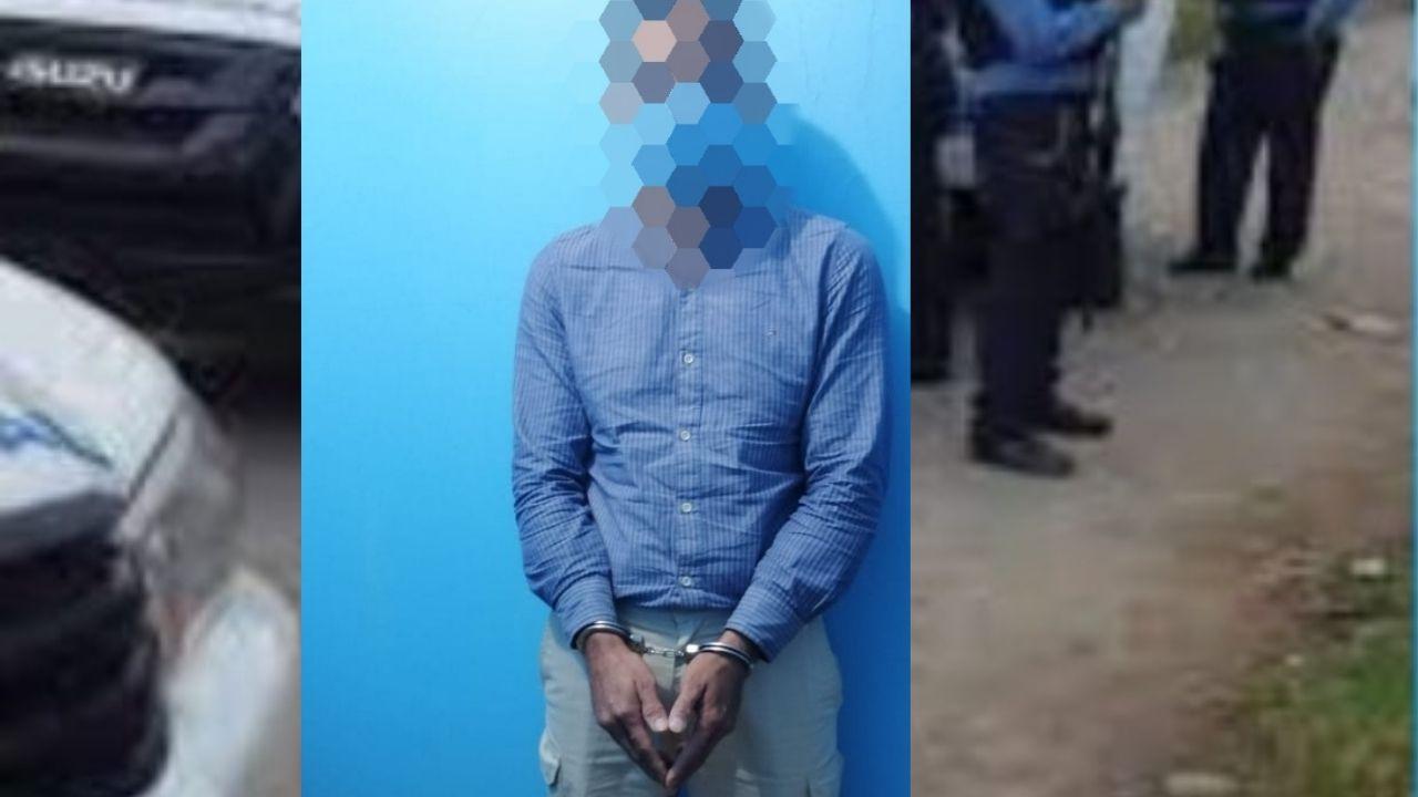 Cuando realizaba actividad religiosa, pastor evangélico fue arrestado por el supuesto delito de violación en Copán