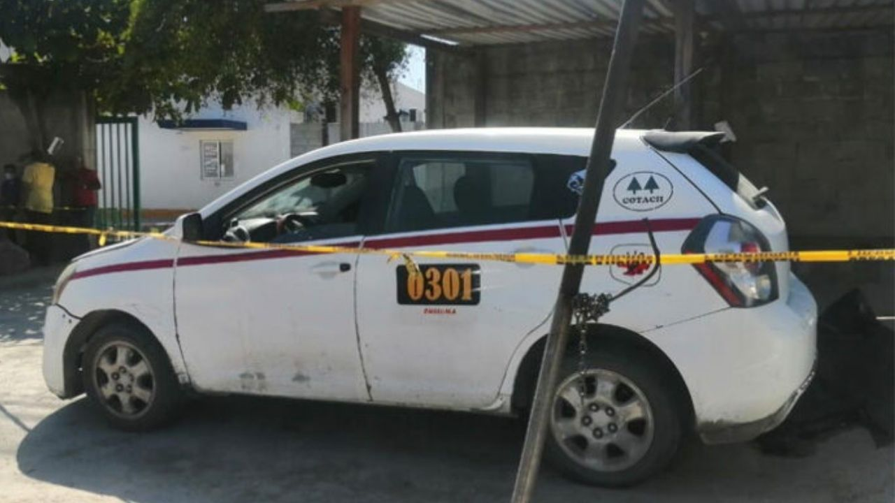 Sicarios, entre ellos una mujer, mataron a un taxista en Choloma, Cortés
