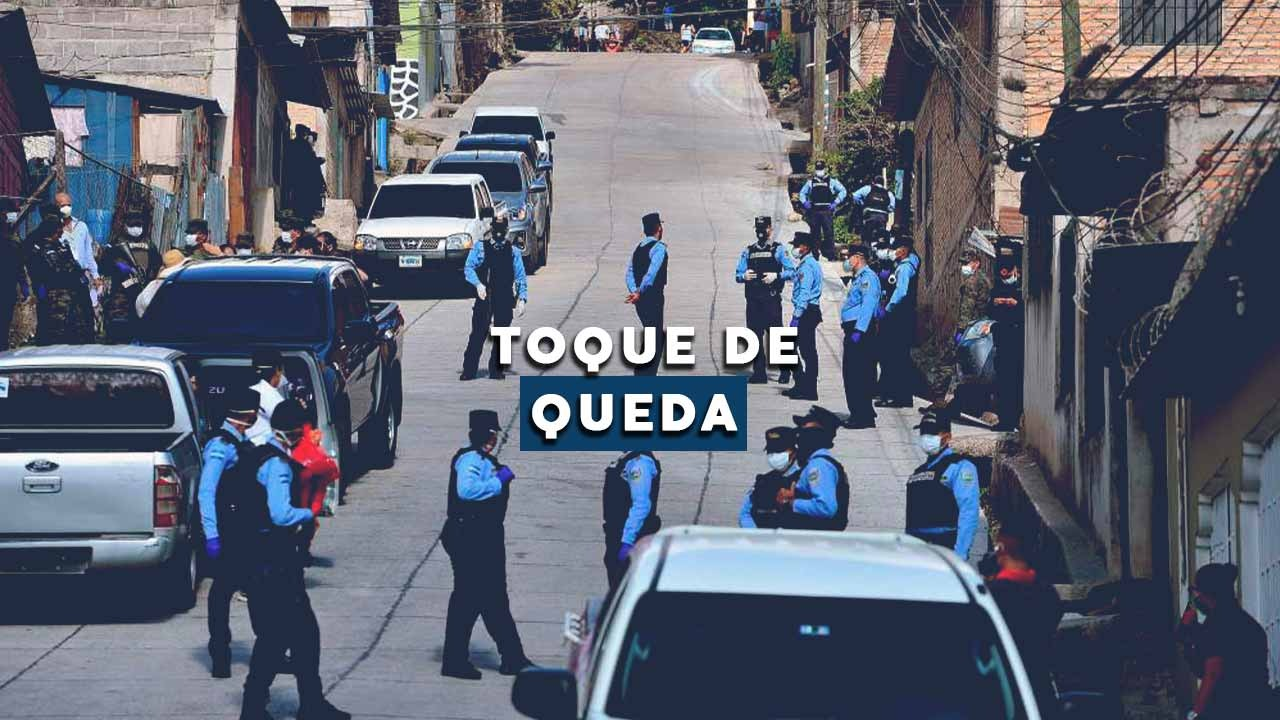 Honduras volvería a los toques de queda entre otras medidas a partir del lunes 11 de enero de 2021