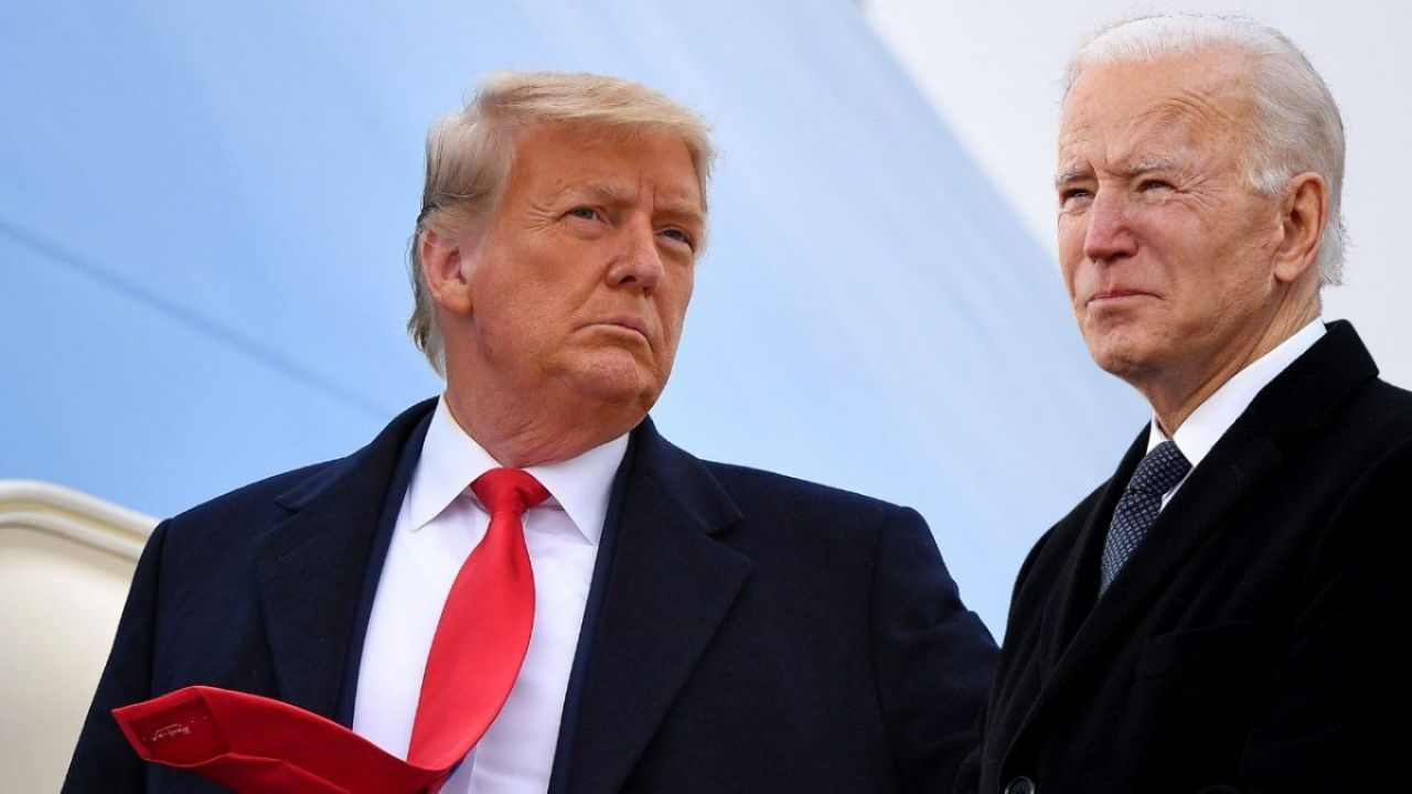 Biden dice que Trump le dejó 'una carta muy generosa'