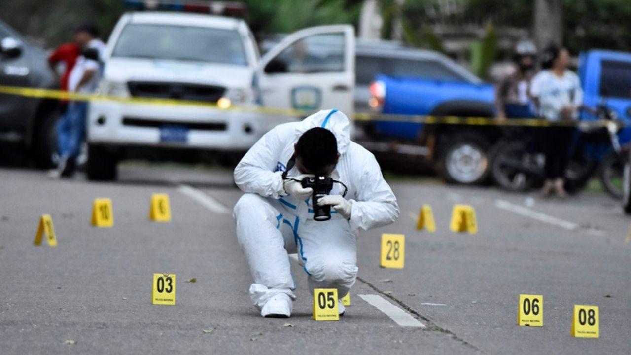 Honduras reporta un promedio de 13 homicidios diarios en los primeros días de 2021