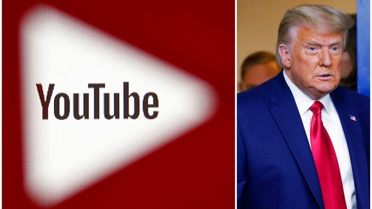 YouTube suspende el canal de Trump; se queda sin redes sociales en su última semana como presidente