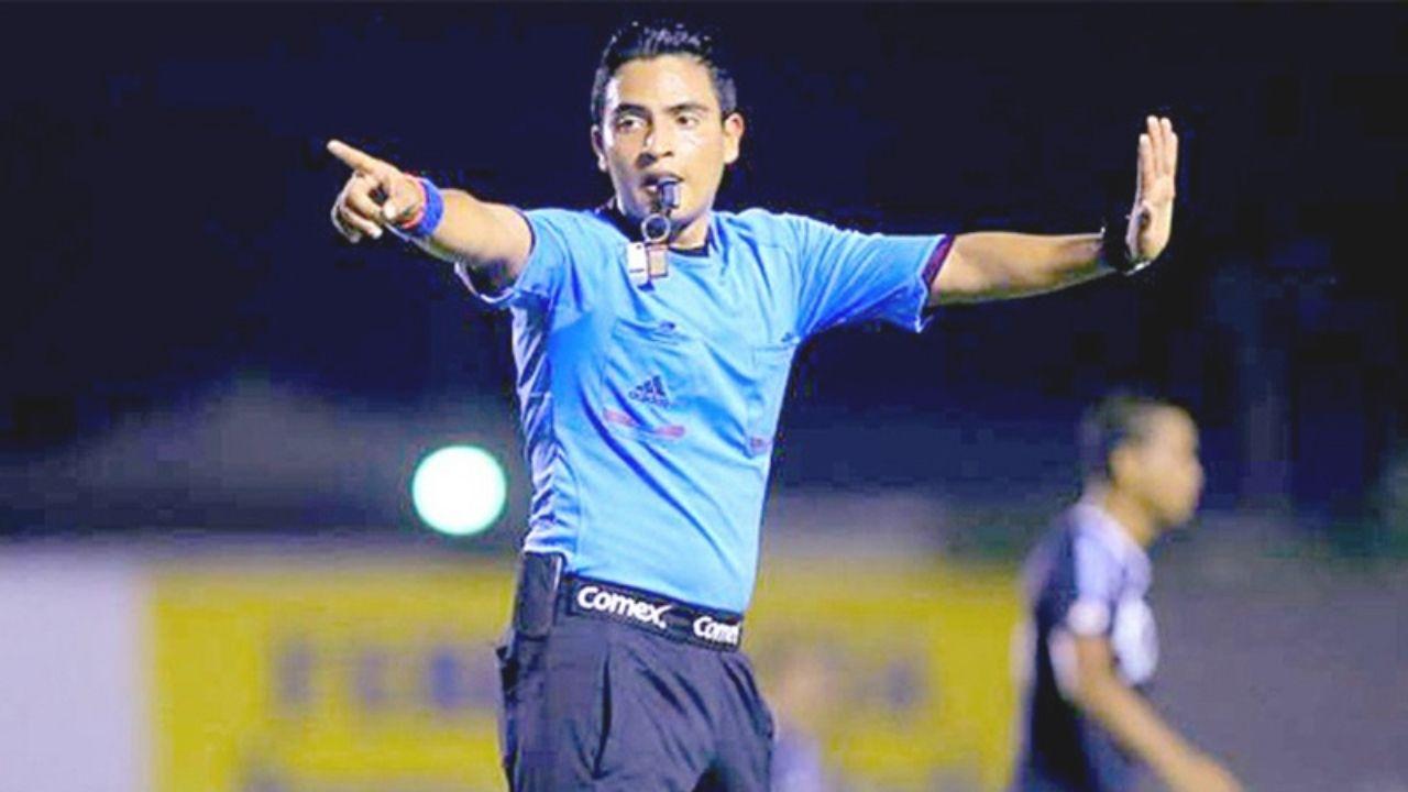 Said Martínez dirigirá la final de ida entre Olimpia y Marathón