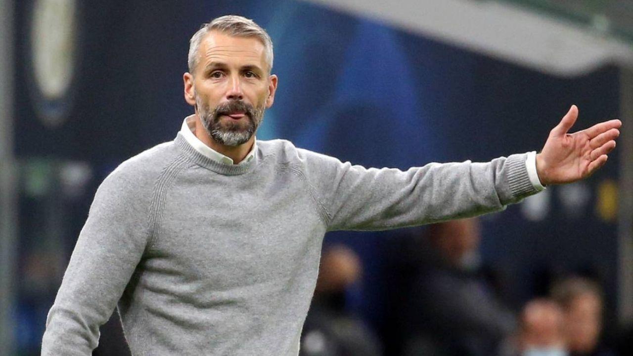 Marco Rose es el nuevo entrenador del Borussia Dortmund