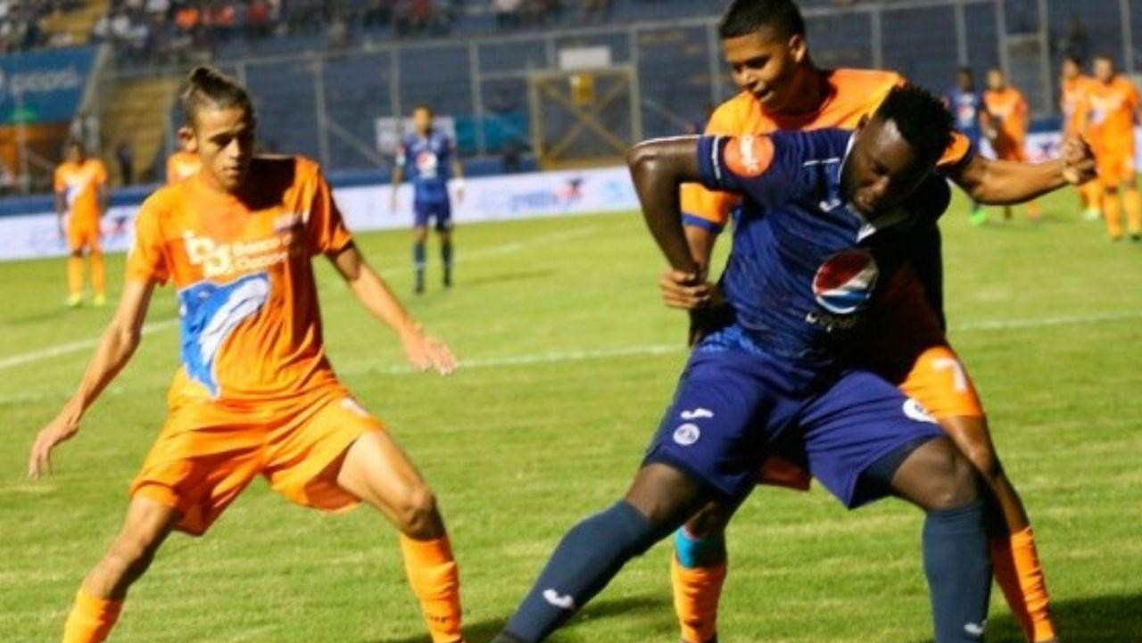 Así quedó la tabla de posiciones luego de la primera jornada del Clausura en la Liga hondureña
