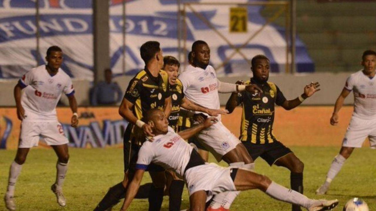 Así se jugarán los otros duelos  de la primera jornada del Clausura, tras debut de Motagua y Marathón