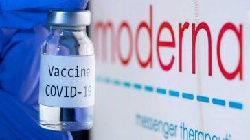 vacuna moderna