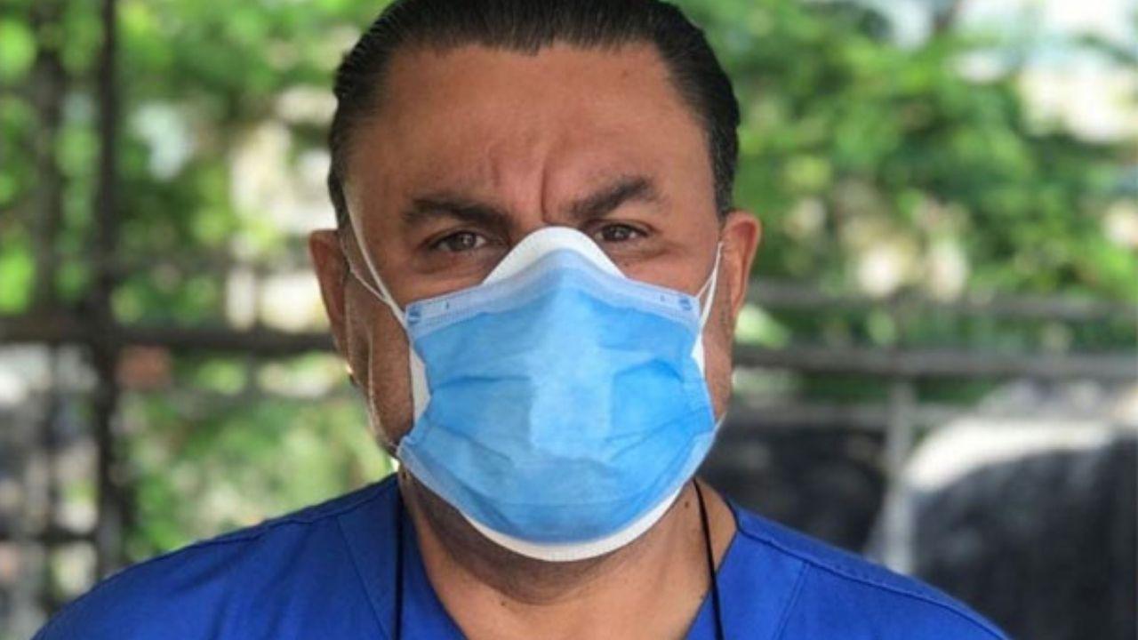 Doctor Carlos Umaña no se aplicará la vacuna anticovid si uno de sus colegas no es tomado en cuenta