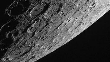 impacto de un meteoroide en la superficie de otro planeta