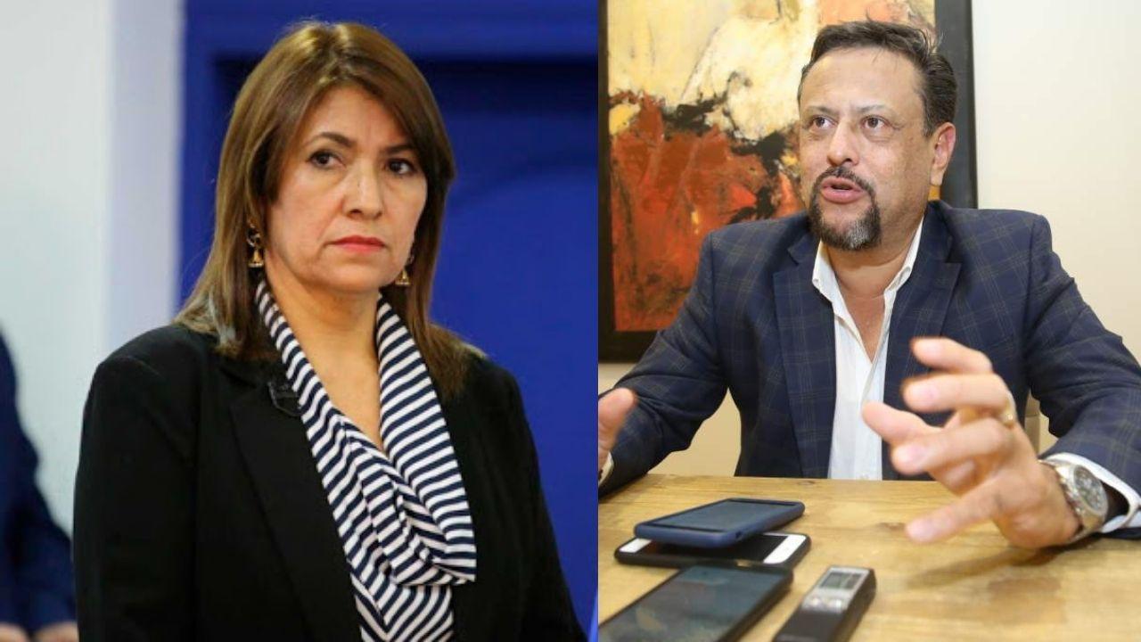 Plataforma de Salud y Educación 'pide cabeza' de ministros Alba Consuelo Flores y Arnaldo Bueso