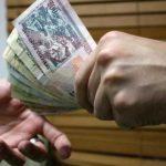 Dinero en manos de corruptos