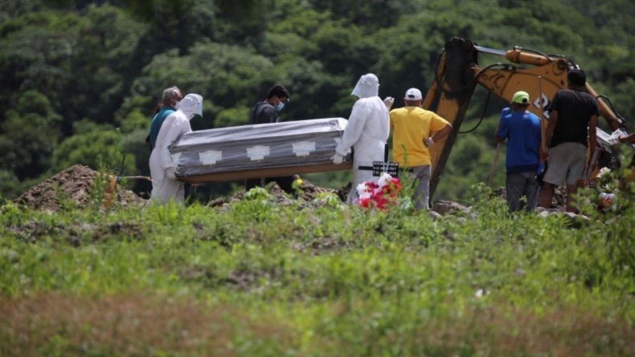 Estos seis departamentos de Honduras presentan el mayor número de fallecidos por covid-19