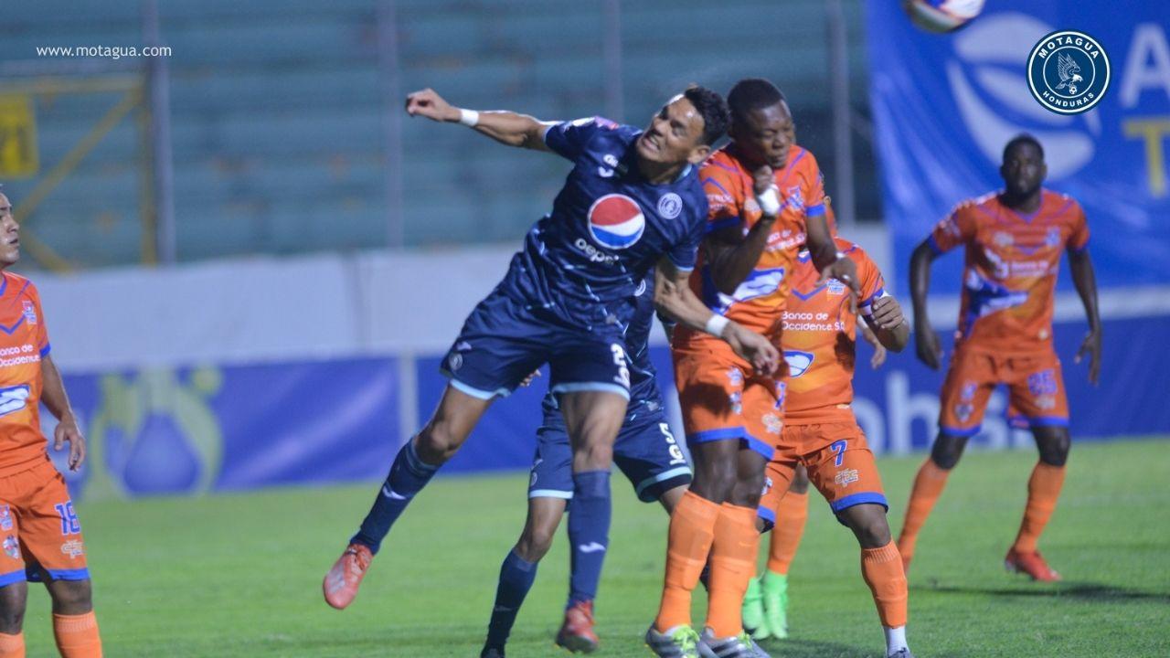 Motagua vence a Lobos UPN y logra sus primeros tres puntos en el Torneo Clausura