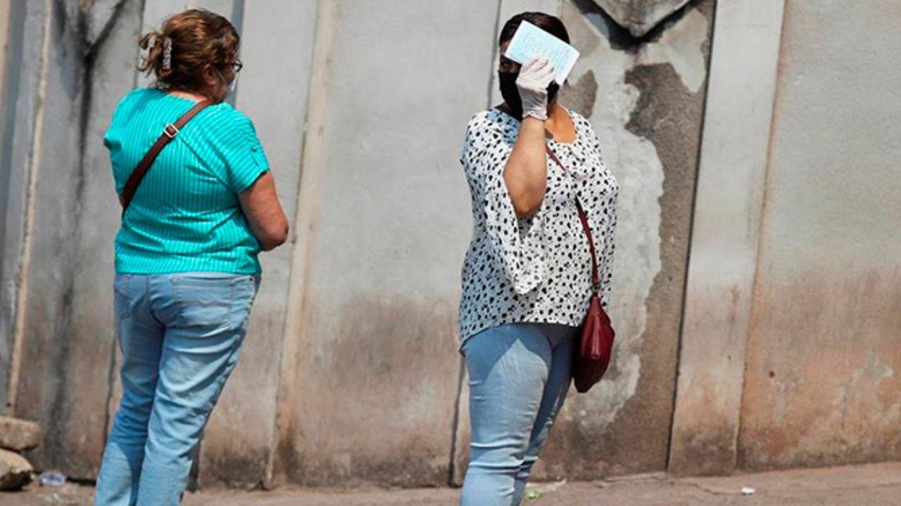 Las mujeres son las que más se contagian de covid en El Progreso, Yoro