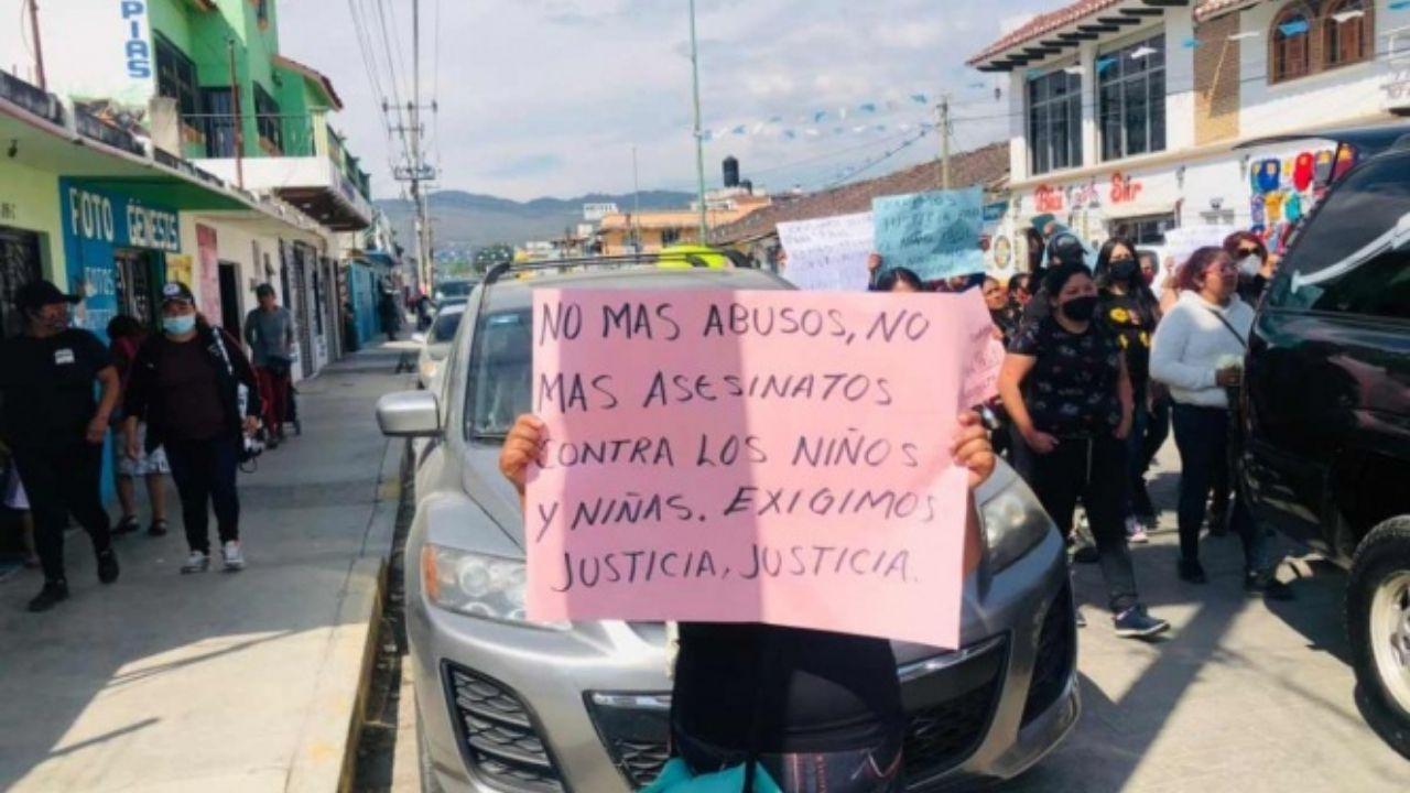 Hombre mató a golpes a su hijastro de un año porque 'no paraba de llorar' en México