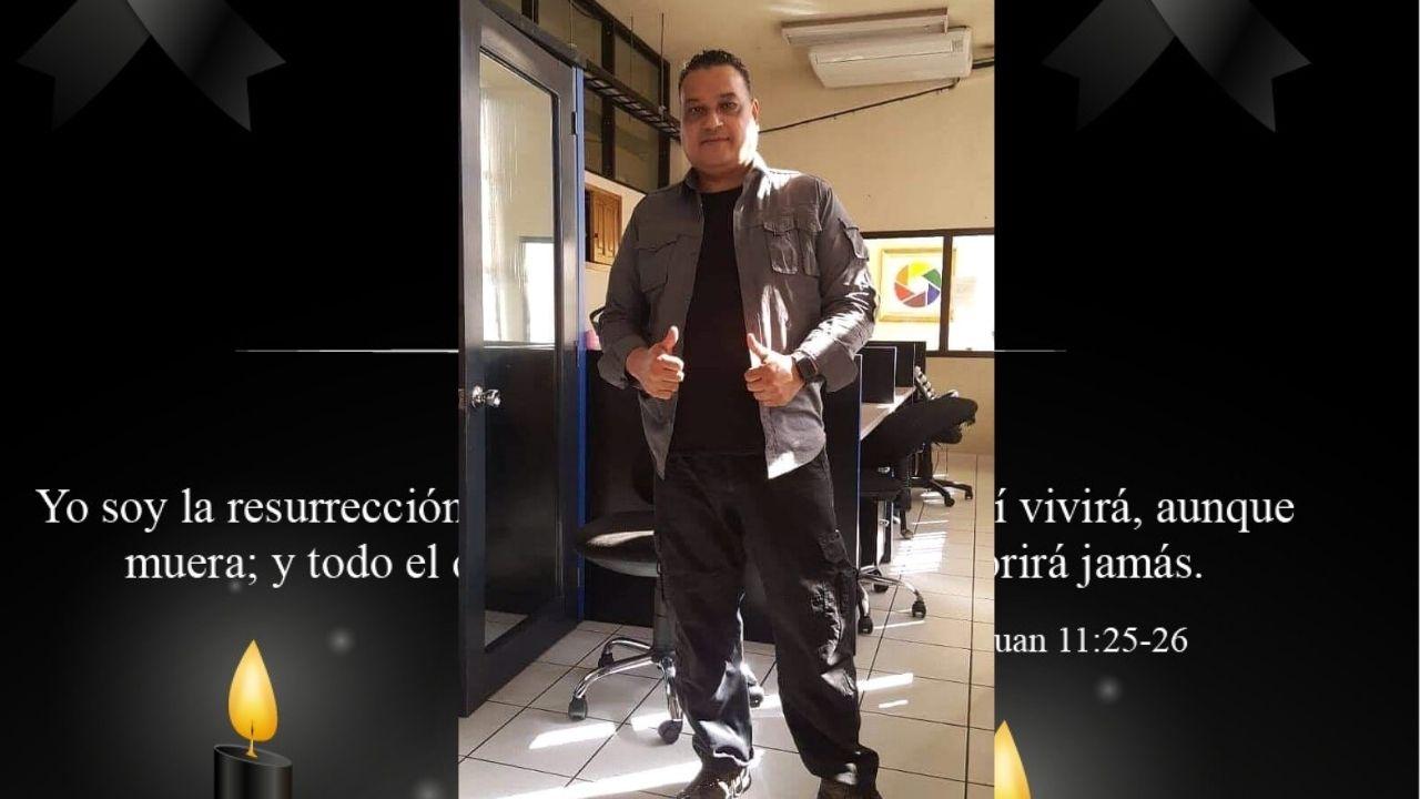 Fallece el periodista hondureño Nelson Flores por culpa de la covid