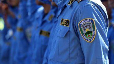 Depuracion policial en honduras