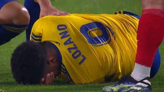 Cádiz confirma lesión del Choco Lozano