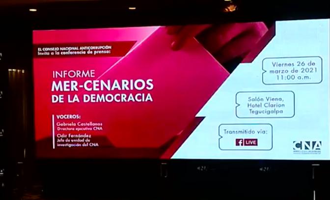 CNA presenta informe con irregularidades en las elecciones primarias 2021; 6 mil actas electorales presentaron adulteraciones