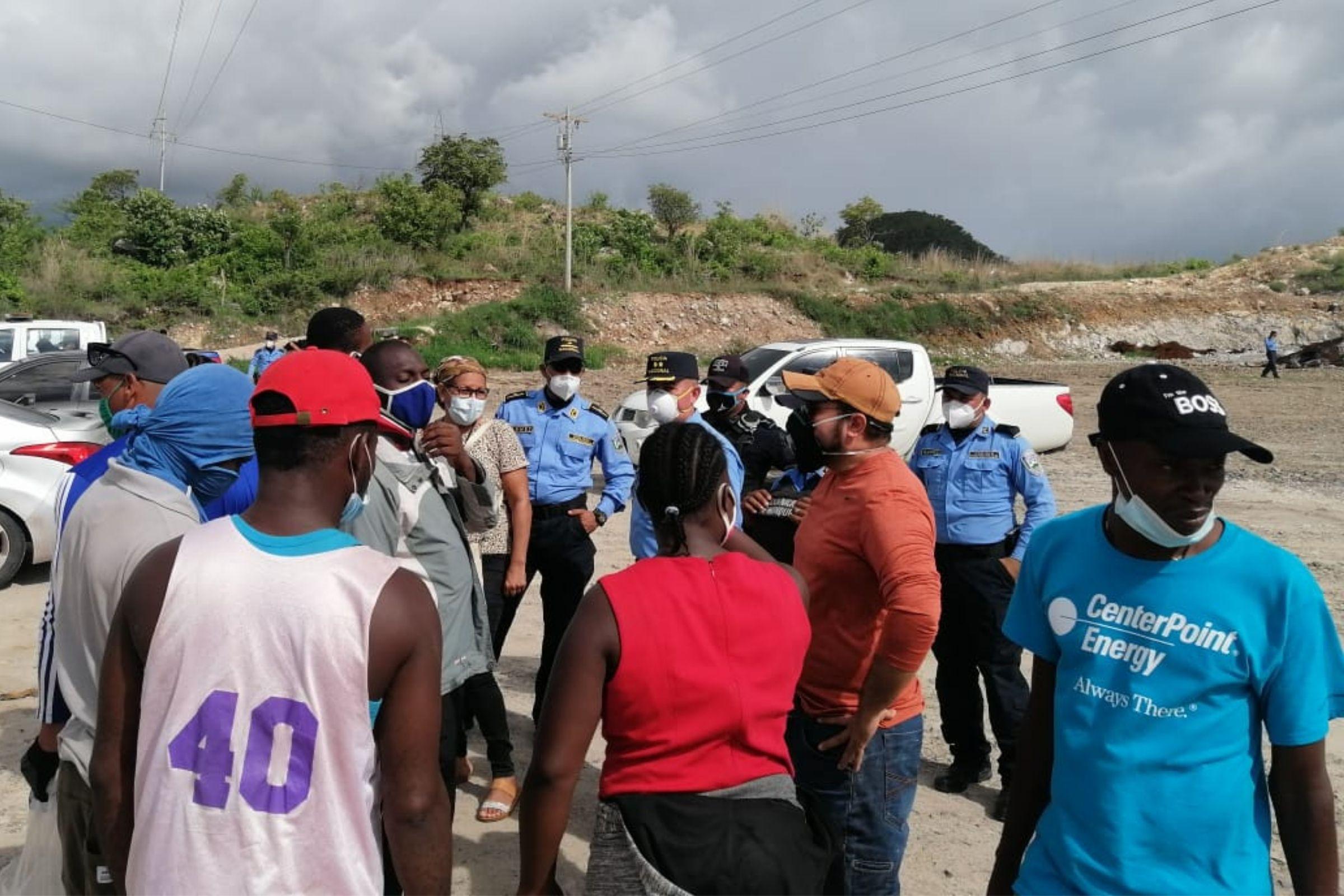 Honduras ha detenido a 2,687 extranjeros por movilizarse de manera ilegal