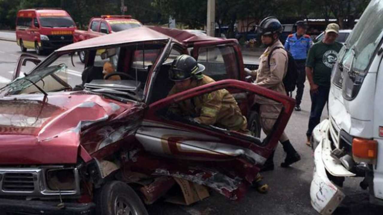 205 personas han muerto en accidentes de tránsito en Honduras en lo que va del 2021
