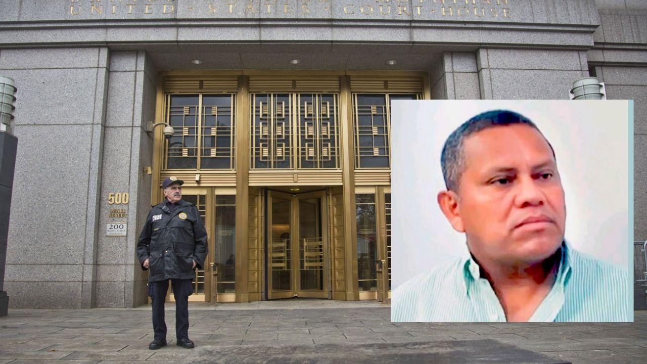 Geovanny Fuentes es declarado culpable de delitos de narcotráfico en Estados Unidos