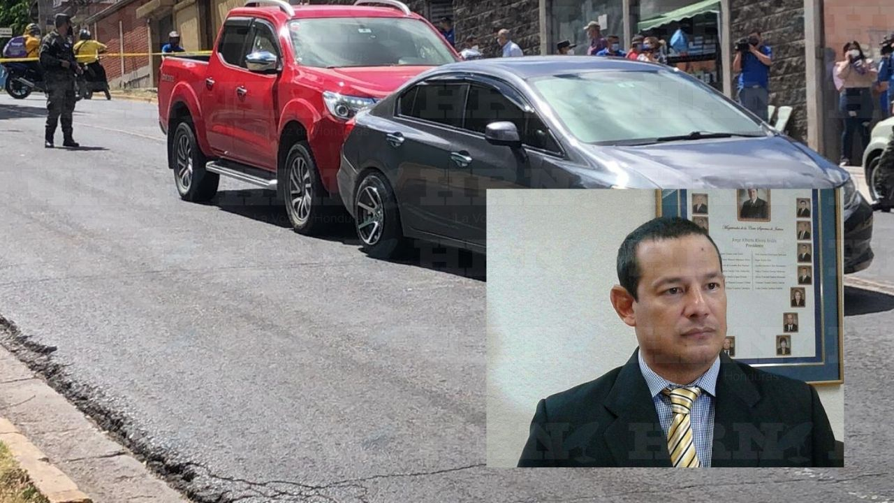 Matan al abogado Melvin Bonilla, antiguo apoderado legal del diputado Tony Hernández