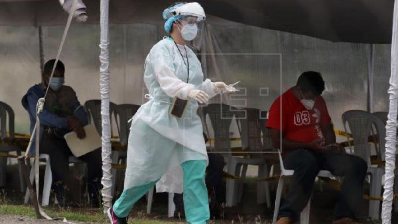 El Distrito Central encabeza lista de ciudades con más contagios actuales de covid-19 en Honduras