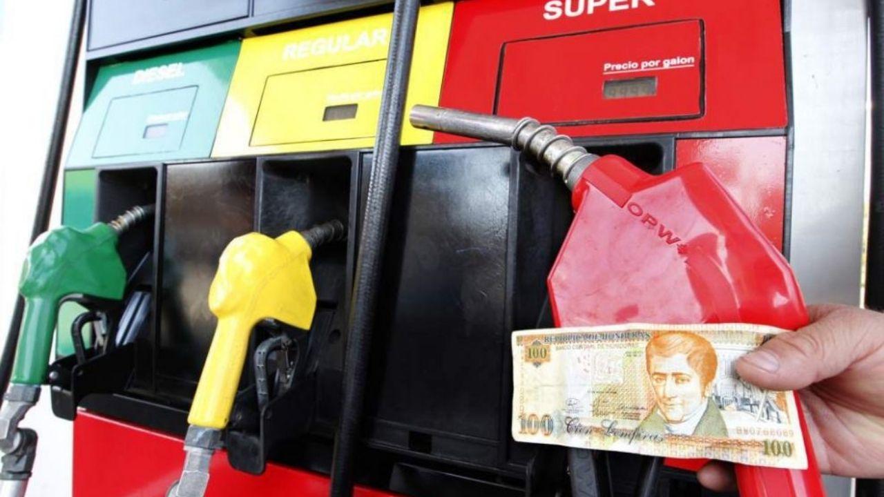 Conoce el nuevo precio de las gasolinas en Honduras del 15 al 21 de marzo de 2021