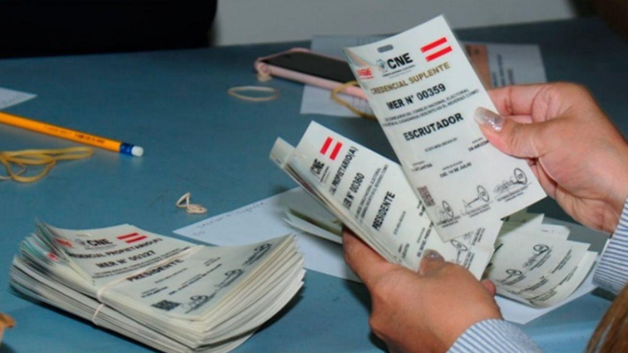 Consejo Nacional Electoral entregó 111 mil 440 credenciales a partidos políticos a una semana de las primarias en Honduras