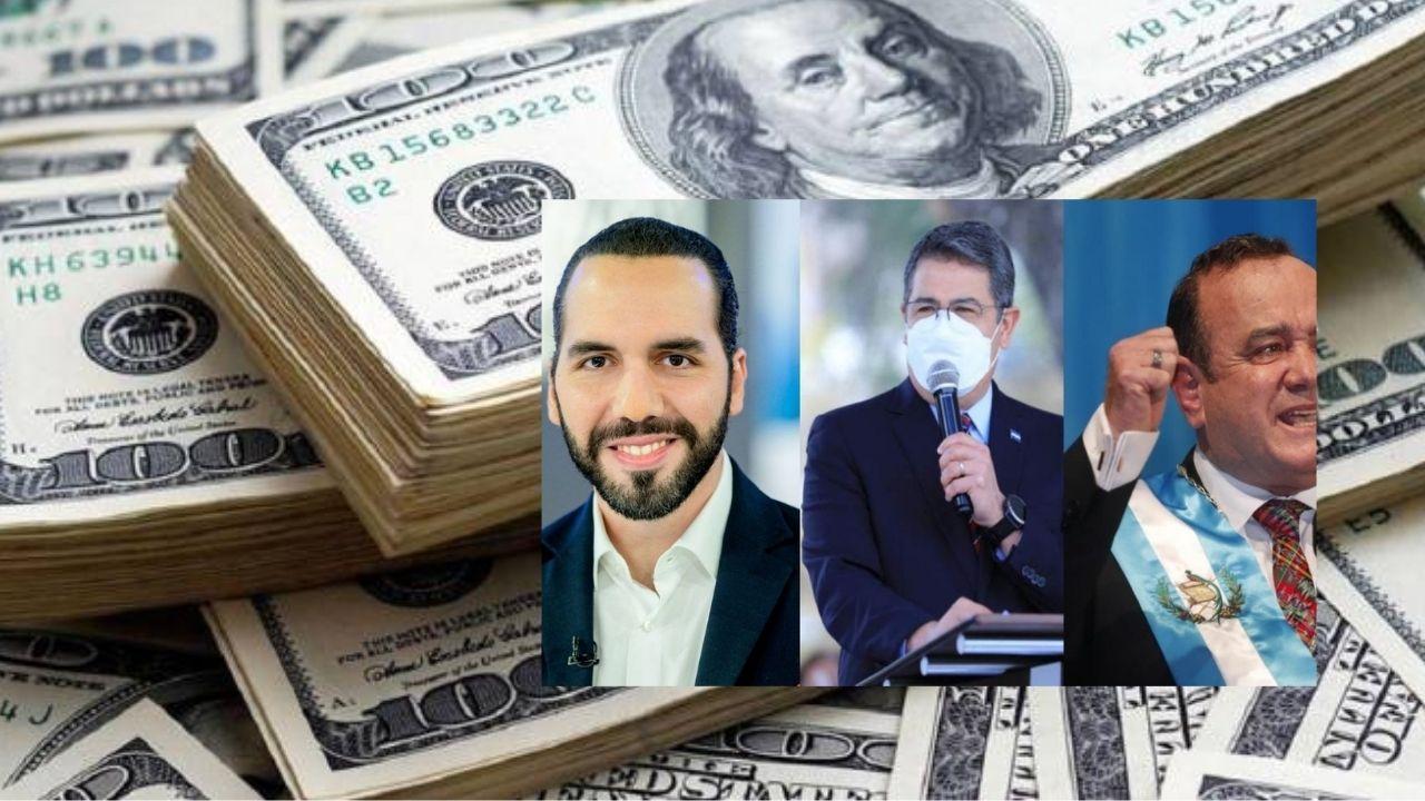 Estados Unidos revela quiénes administrarán los $4 mil millones que donará a Honduras, El Salvador y Guatemala