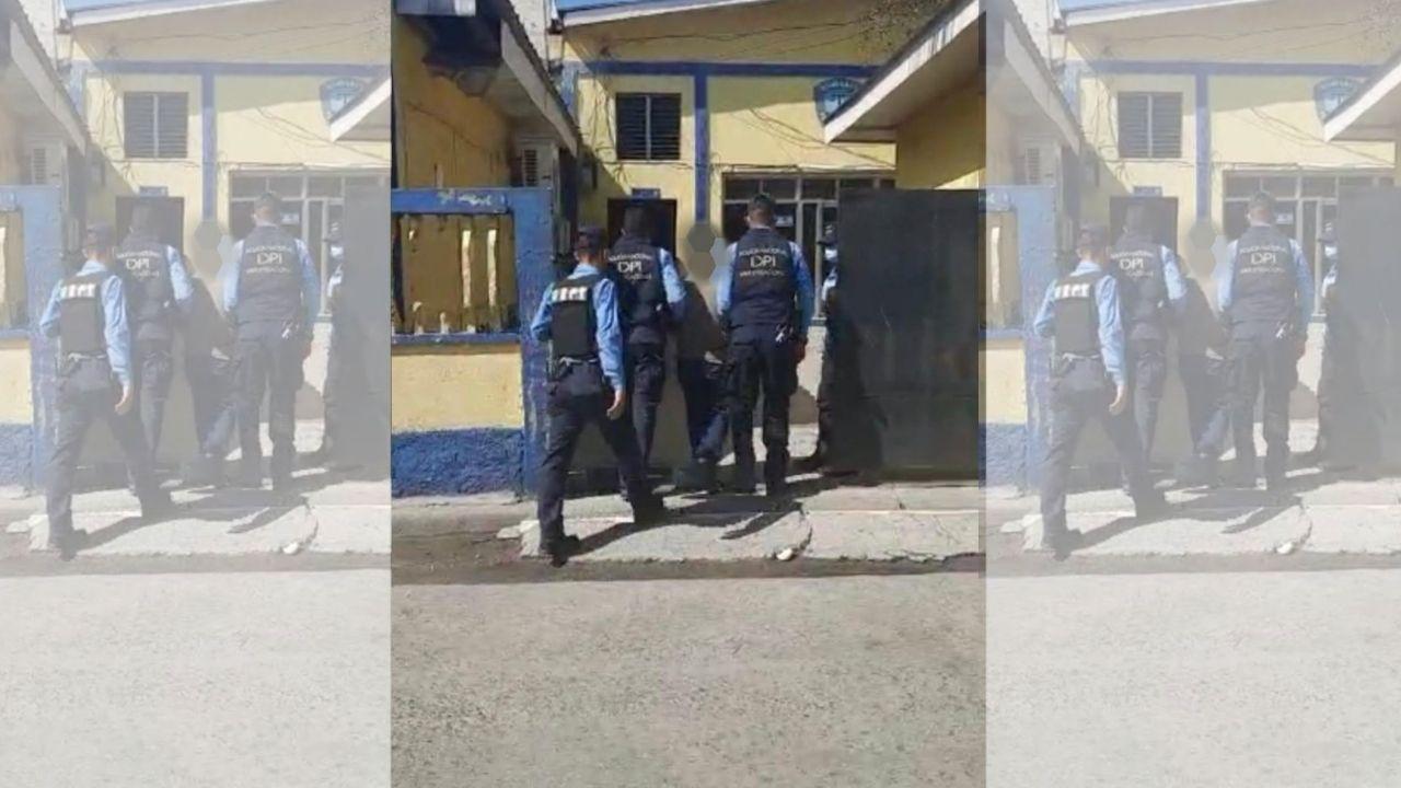 Cae hondureño que supuestamente abusó de su hijastra por 6 años, según la Policía Nacional