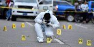 homicidios masacres honduras