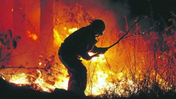 incendios forestales honduras