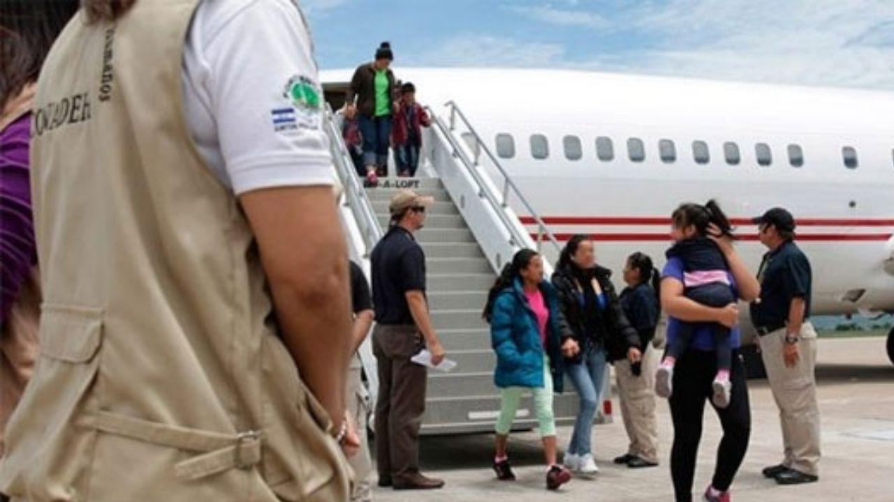 La deportación de hondureños indocumentados hasta marzo de 2021 es 42.4 por ciento menos que el mismo período de 2020